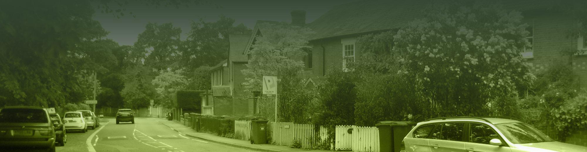 Winkfield Row